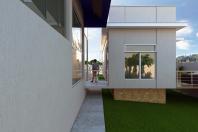 Arquitetura Corporativa Refeitório Moderno Câmara Municipal de Limeira