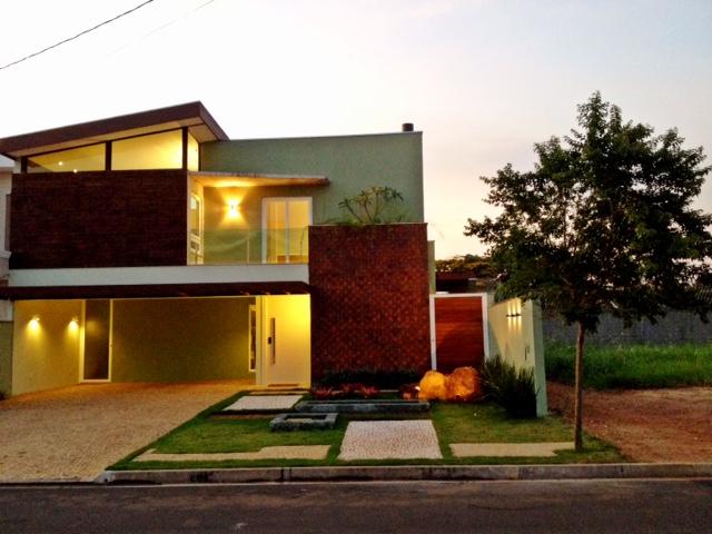 Oque o estilo de arquitetura novo r stico ou r stico for Fachadas de casas estilo rustico moderno