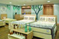 projeto comercial loja colchoes americanflex limeira arquiteto decorador
