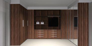 Closet ou armário? qual é o melhor para minha casa?