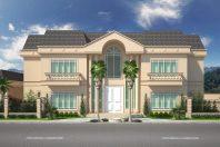 projeto casa 600m2 esquina arquitetura clássica estilo americano estilo europeu estilo francês mansard arquiteto limeira condomínio casal buono mansão alto padrão sobrado gazebo