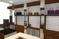 projeto decoração design interiores desenho moveis loja bijuterias arquiteto mogi guacu shopping buriti