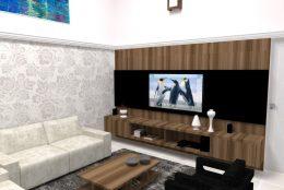Projeto de Arquitetura de Interiores Online rápido e barato
