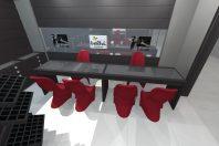 projeto interiores loja comercial fabrica joias bijuterias galeria mercado costa silva limeira belta arquiteto decoradora