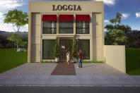 projeto loja arquitetura comercial construção sobrado galpão arquiteto americana fachada neoclássica frente clássica