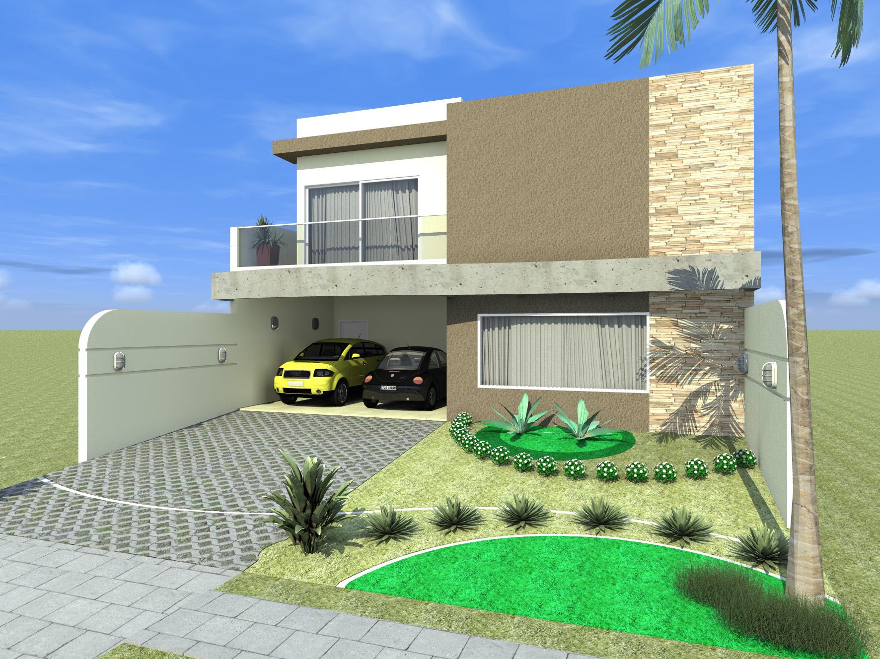 Projeto Planta Arquitetura Constru O Casa Alto Padrao