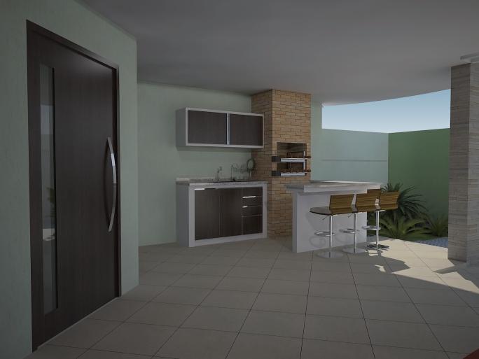 Projetos de casas t rreas em condom nio arquitetura for Casas modernas de 5 x 20