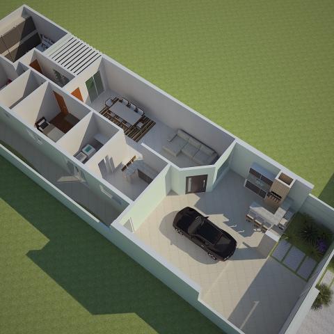 Arquitetura moderna arquiteto caio for Casa moderna 8