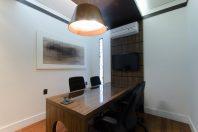 arquitetura interiores design corporativo escritório sala reunião sala de espera arquiteto arquiteta campinas