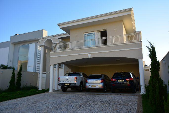 fotos casa clássica térrea mezanino terreno condomínio 12x30 margarida holstein limeira