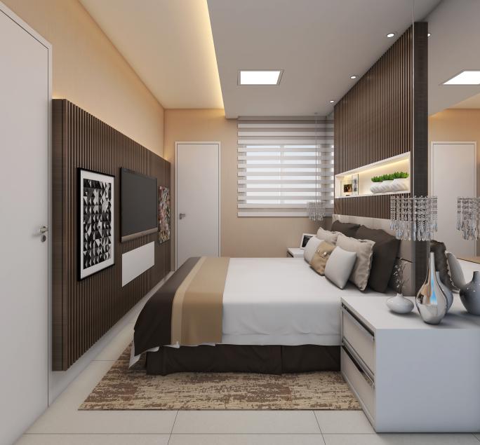 Projeto de design de interiores online arquiteto caio for Diseno de interiores apartamentos pequenos