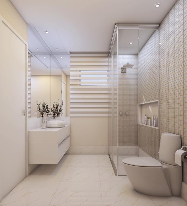 Projeto de decora o de ambientes interiores de casa alto - Reforma de interiores ...