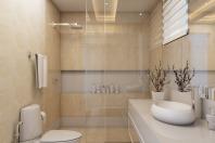 projeto decoração design arquitetura interiores reforma casa sobrado em condomínio limeira suite master nova cozinha lavabo living
