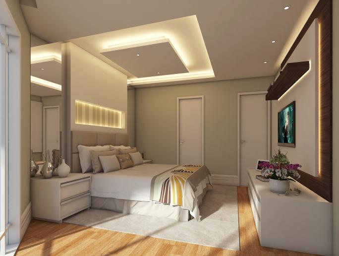 Projeto de design de interiores online arquiteto caio for Interior design moderno