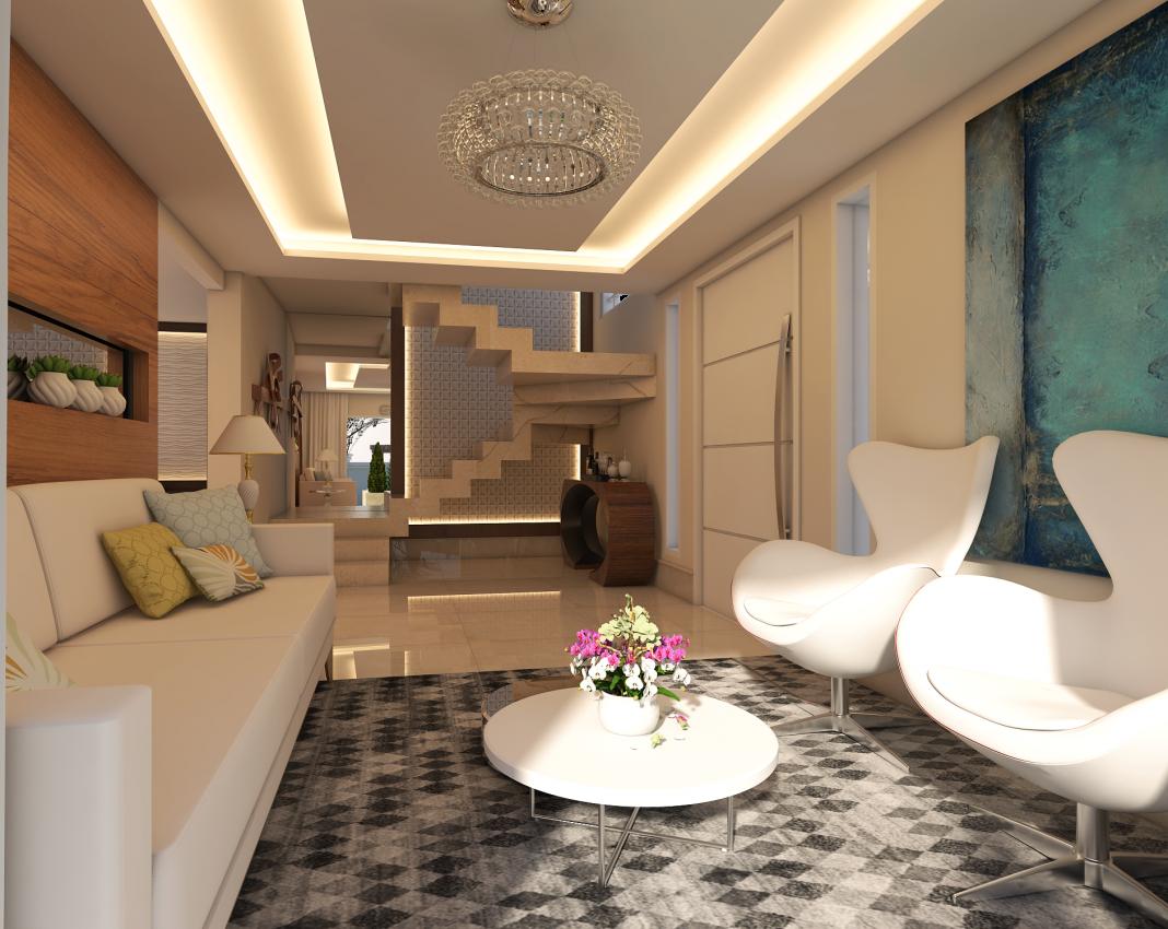 Projeto decora o design arquitetura interiores reforma for Software para decorar interiores
