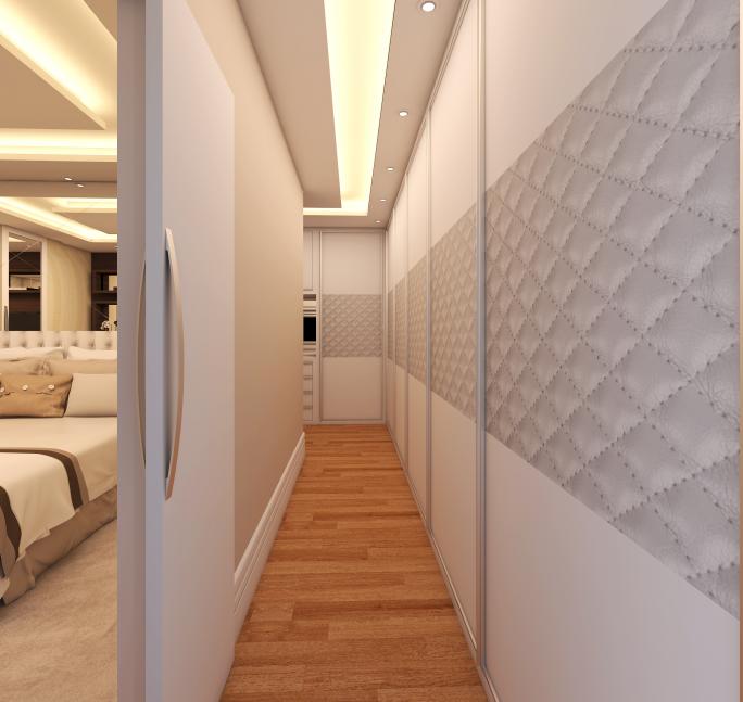 Projeto de decora o de ambientes interiores de casa alto for Decor interiores