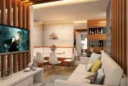 Projetos de Ambientes para Apartamentos pequenos