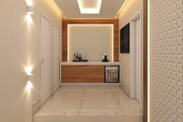 Projeto de Decoração de Ambientes Interiores de Casa Alto Padrão