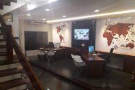 fotos projeto agencia viagem campinas design interiores ambiente comercial