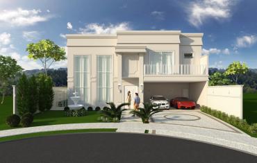 Projetos de Casas Luxuosas Campinas