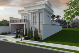 Projeto de Casas em Condomínios Alto Padrão em Araras