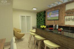 Projetos de Design de Interiores para Área de Lazer Gourmet