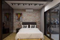 projeto decoracao design apartamento studio e-motion brooklin sp estilo industrial