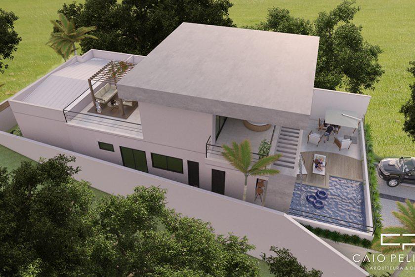construir casa em condomínio com terreno acidentado