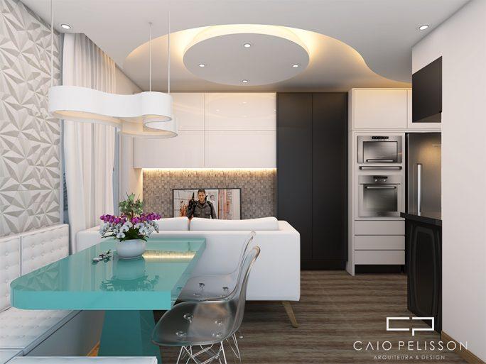 dicas do arquiteto para apartamentos pequenos projetos de