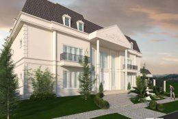 10 fachadas clássicas maravilhosamente detalhadas para inspirar você