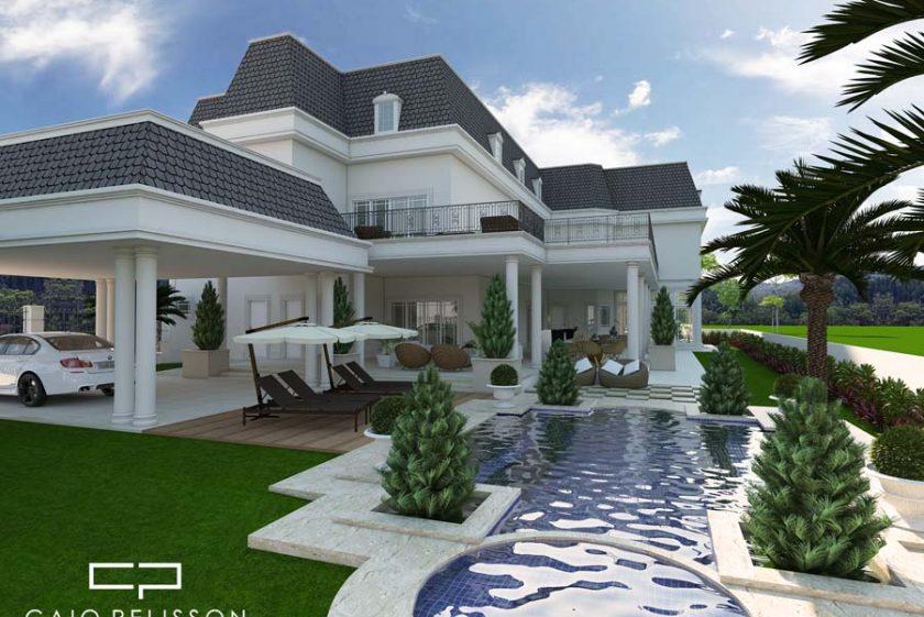 Casas Neocl 225 Ssicas S 227 O Sucesso No Brasil Arquiteto Caio