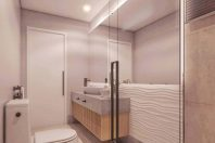 projeto decoração design interiores ambientes apartamento alto padrão 150 metros Cambuí campinas luxo