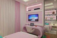 projeto design interiores decoração ambientes casa térrea moderna 10×25