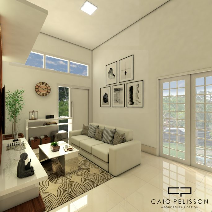 projeto de decora o de ambientes para casa pequena