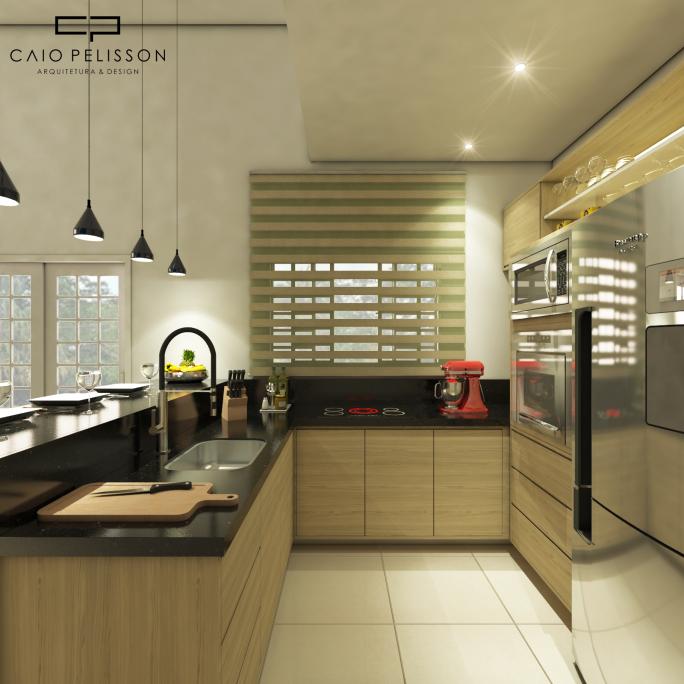 Projeto de decora o de ambientes para casa pequena compacta campinas - Ver casas decoradas por dentro ...