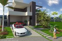 projeto sobrado moderno contemporâneo 12×30 piracicaba condomínio vila daquila