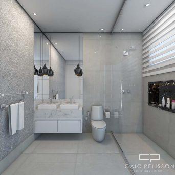 projetos ambientes decorados casa sobrado alto padrao swiss park campinas