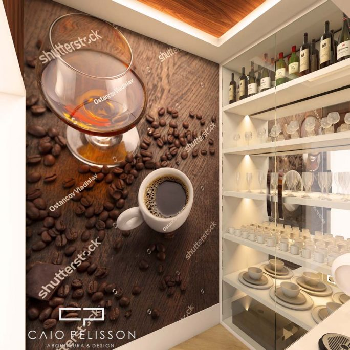 projeto decoração apartamento 180 metros alto padrão luxuoso moderno ambientes integrados varanda gourmet