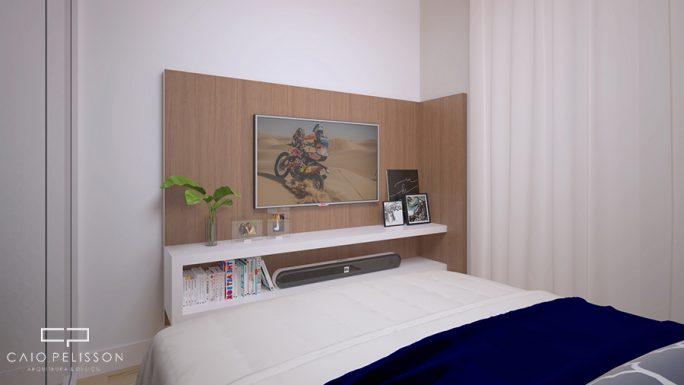 apartamento mrv decoração ambientes pequenos campinas cachoeira