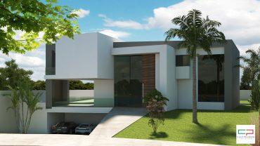Construir uma Casa em um terreno em declive