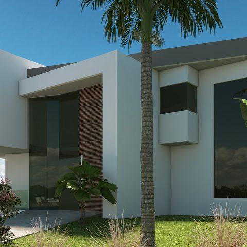 Projetos de arquitetura residencial campinas plantas de for Casas modernas futuristas