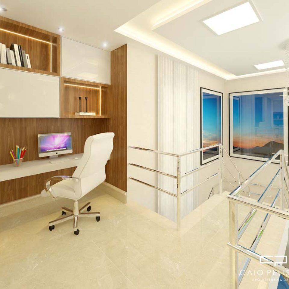 Projetos arquitetura de interiores campinas design de for Design moderno casa