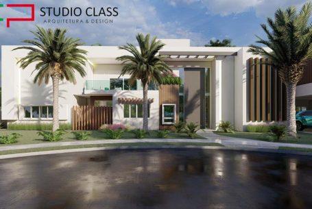 projeto mansao estilo contemporaneo 1000 metros sobrado 5 suites