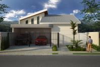 projetos casas térreas 170 metros terreno 10×25 plano condomínio roland limeira sp