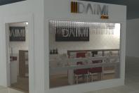projeto design decoração loja shopping galeria costa silva joias bijuterias limeira arquiteto arquiteta decorador limeira