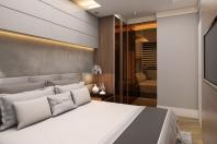 projeto apartamento terrazzo limeira compacto decoração design arquiteto