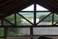 projeto casa madeira vidro chácara natureza sustentável eucalipto tratado arquitetura rustica
