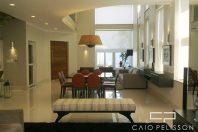 Projeto Casa Sobrado Moderno Campinas