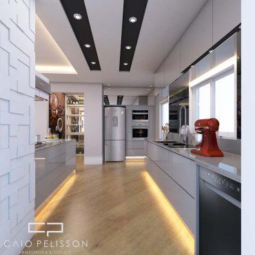 Apartamentos Descolados com Decoração estilo Industrial Urbano Jovem