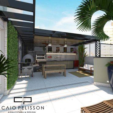 Tipos de projetos arquitetônicos para o Condomínio Entreverdes